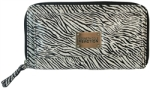 Wholesale Kenneth Cole Zebra Zip Around Wallet