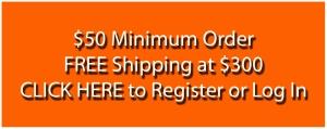 Free Shipping Register Banner