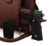 Locking Concealed Carry Purse